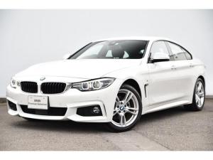 BMW 4シリーズ 420iグランクーペ Mスピリット コンフォートA・リヤカメラ・前後PDC・Fシートヒーター・Dアシスト・ACC・TV・HIFIスピーカー・純正18AW