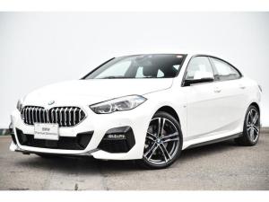 BMW 2シリーズ 218iグランクーペ Mスポーツ I-driveナビ・リヤカメラ・前後PDC・コンフォートA・被害軽減ブレーキ・車線逸脱警告・ACC・パークアシスト・運転席パワーシート・純正18AW