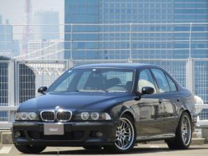 BMW M5 M5 左ハンドル イカリング HID ETC 革シート