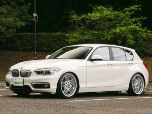 BMW 1シリーズ 118i スタイル KW車高調 アルピナ19AW 外マフラー