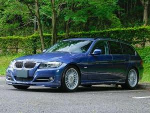 BMWアルピナ B3 ビターボ ツーリング パノラマSR コンフォートアクセス 左H D