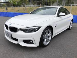 BMW 4シリーズ 420iクーペ Mスポーツレザー