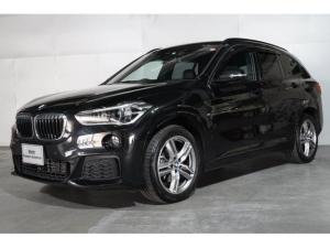 BMW X1 xDrive 18d Mスポーツハイラインパッケージ レザーシート アクティブクルーズ