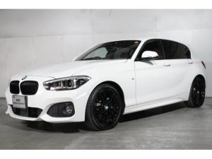 BMW 1シリーズ 118i Mスポーツ エディションシャドー コニャックレザー シートヒーター アクティブクルーズ