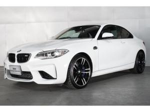 BMW M2 ベースグレード ブラックレザー