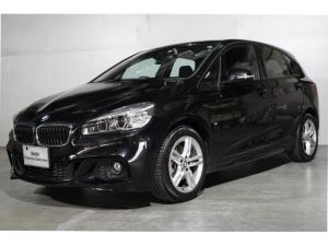 BMW 2シリーズ 218dアクティブツアラー Mスポーツ・パッケージ コンフォート・パッケージ クロス・アルカンターラ・シート パーキング・サポート・パッケージ 前後バンパーセンサー バックカメラ スマートキー 最長4年保証 全国保証