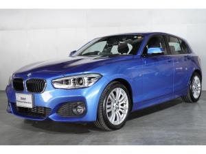 BMW 1シリーズ 118d Mスポーツ LDEフォグランプ パーキングサポート