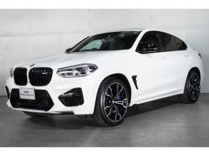 BMW X4 M コンペティション サンルーフ グレーレザー
