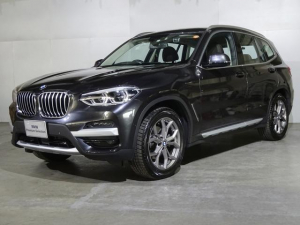 BMW X3 xDrive 20i Xライン BMW認定中古車 2年保証付 走行距離無制限保証 全国保証 タッチ式ナビ バックカメラ 前後バンパーセンサー 衝突軽減 パーキングサポート ヘッドアップディスプレイ モカレザー シートヒーター