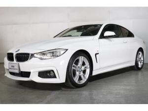 BMW 4シリーズ 420iクーペ Mスポーツ ACC レーンチェンジワーニング 車線逸脱警告