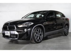 BMW X2 sDrive 18i MスポーツX ハイラインパック BMW認定中古車 最長4年保証 モカ・レザーシート シートヒーター アドバンスド・アクティブセーフティ ヘッドアップディスプレイ ACC コンフォート・パッケージ