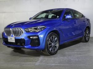BMW X6 xDrive 35d Mスポーツ ブラックレザー サンルーフ コンフォートプラス