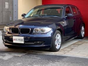 BMW 1シリーズ 120i ハイライン 後期型 黒革 HDDナビ 地デジ