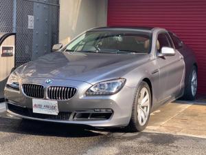 BMW 6シリーズ 640iクーペ ブラウンレザー サンルーフ 地デジ