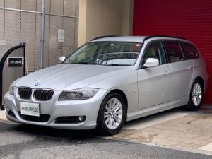 BMW 3シリーズ 325iツーリング 後期 3L 直噴 ベージュ革