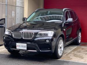 BMW X3 xDrive 35i X Line レッドブラウンダコタレザー パノラマサンルーフ