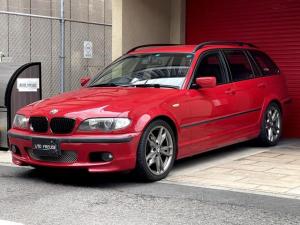 BMW 3シリーズ 318iツーリング Mスポーツパッケージ HDD楽ナビ 地デジ 18インチ DSC 電波式キーレス キセノン ルーフレール Mエアロダイナミクス Mスポーツシート スポーツサスペンション 純正CDデッキ