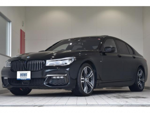 BMW 7シリーズ 740d xDrive Mスポーツ ディスプレイキー 1オナ