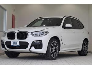 BMW X3 xDrive 20d Mスポーツ LEDライト 20インチM ライト・アロイ・ホイール 360カメラ パワーテールゲート 前後ドライブレコーダーアクティブ・クルーズ・コントロール レーン・チェンジ・ウォーニング 前者接近警告機能