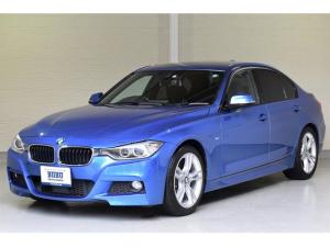 BMW 3シリーズ 320i Mスポーツ 正規ディーラー車 純正HDDナビ ワンオーナー バックカメラ 純正ミラー一体型ETC車載器 コンフォートアクセス 純正18インチアルミホイール