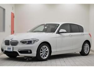 BMW 1シリーズ 118i スタイル ワンオーナー 純正HDDナビ バックカメラ パークセンサー LEDヘッドライト レーンアシスト  純正16インチアルミ 禁煙車 フルオートエアコン