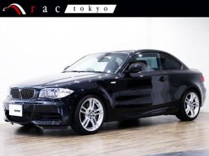 BMW 1シリーズ 135i New idrive 車検令和5年4月迄 カ-ボントランクスポイラー カーボンインテリアトリム リヤパ-クセンサ- ブラックレザー Mスポーツパッケージ 18インチアルミ シートヒーター AUX