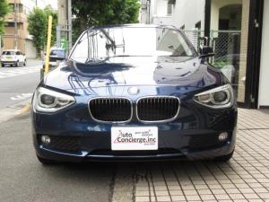 BMW 1シリーズ 116i 純正ナビ 地デジ ETC バックカメラ付 ナビTV 記録簿