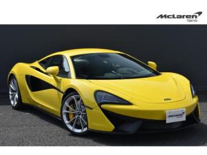 マクラーレン 540C  左H McLaren Qualified Tokyo 認定中古車 セキュリティパック ラグジュアリーパック スポーツエグゾースト インテリアサーフェスカーボンファイバー byマクラーレンインテリア