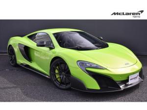 マクラーレン 675LT  McLaren Qualified Tokyo 12カ月認定保証付 クラブスポーツプロパック カーボンエクステリアアップグレード カーボンインテリアアップグレード カーボンエアブレーキ