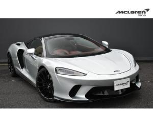 マクラーレン GT リュクス 右ハンドル McLaren Qualified Tokyo 認定中古車 プレミアムパック プラクティカリティパック ソフトグレインレザーラッゲジフロア 15スポーク鍛造ホイール グロスブラックホイール
