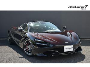 マクラーレン 720S  Luxury Launch Edition McLaren Qualified Tokyo 12カ月認定保証付 カーボンエクステリアパック1 360°パーキングアシスト ドアアッパーガラスルーフ