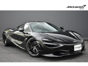 マクラーレン 720S  右H McLaren Qualified Tokyo 12か月認定保証付き フロントリフター パーキングセンサー リアカメラ 10スポークスーパーライトウェイトホイール ステルスホイールフィニッシュ