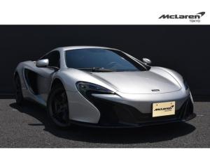 マクラーレン 650S クーペ 左H McLaren Qualified Tokyo 12カ月認定保証付 ヴィークルリフト スポーツエグゾースト パーキングセンサー リアカメラ カーボンインテリア カーボンサイドエアインテーク