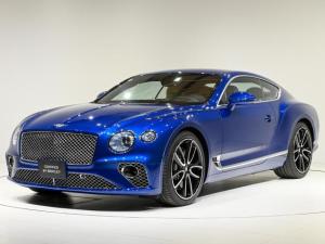 ベントレー コンチネンタル GT 4WD マリナードライビングスペック