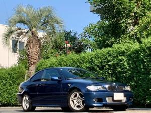 BMW 3シリーズ 318Ci Mスポーツパッケージ ワンオーナー 左H 5MT デーラー整備記録
