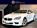 BMW/BMW 640iクーペMスポ+P 1オナ インテリS 黒革 2年保証