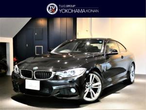 BMW 4シリーズ 420iクーペMスポ 1オナ 追従ACC 19AW 2年保証