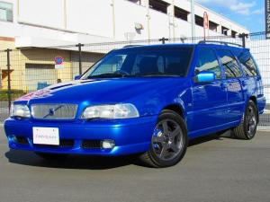 ボルボ V70 R-AWD 99年の憧れのボルボを蘇らせたフラッグシップカー