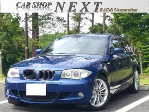 BMW 1シリーズ 118i MスポーツETCバックカメラ実走3万K台