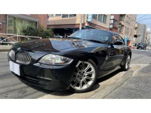 BMW Z4 クーペ3.0si インディビジュアルオーダー 純正HDDナビ TV フロントカメラ バックカメラ 本革シート シートヒーター パワーシート ETC アルミホイール HID