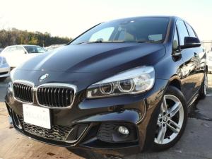 BMW 2シリーズ 218iアクティブツアラーMスポーツナビLED禁煙ETC