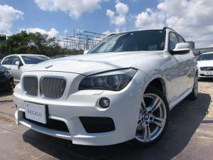 BMW X1 xDrive 25i Mスポーツパッケージ I-DriveナビETC禁煙AUX