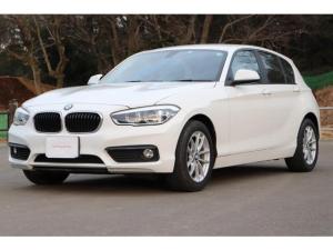 BMW 1シリーズ 118i 1オーナーD記録簿キセノン純正ナビバックカメラリアセンサー