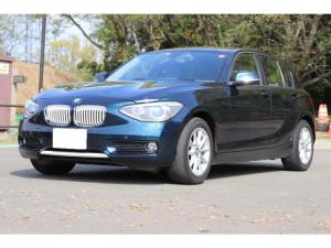 BMW 1シリーズ 116i スタイル ワンオーナーBMWディーラー整備記録簿H25-29R1