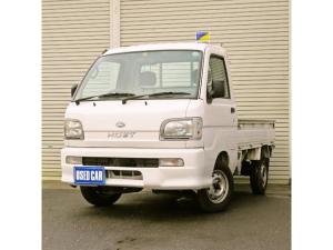 ダイハツ ハイゼットトラック スペシャル 4WD 5速MT 白 ラジオ付き 修復歴なし
