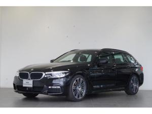 BMW 5シリーズ 523iツーリング Mスポーツ イノベーションパッケージ ACC 全方位カメラ ワイヤレスチャージング
