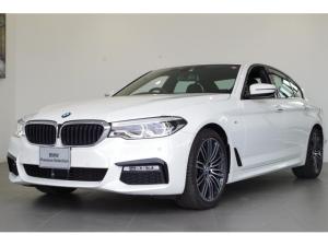 BMW 5シリーズ 530i Mスポーツ イノベーションP ACC 黒革シート