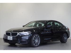 BMW 5シリーズ 530i Mスポーツ BLレザーシート 純正19インチAW