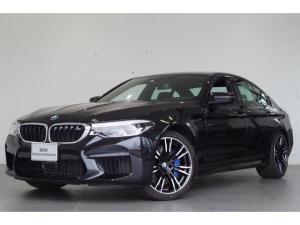 BMW M5 M5 左H 4WD 黒革席 サンルーフ 20AW