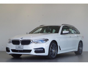 BMW 5シリーズ 523iツーリング Mスポーツ イノベーションPKG ジェスチャーコントロール ディスプレイキー ACC ヘッドアップディスプレイ 全方位カメラ